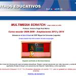 Aula Virtual sobre Scratch de Antonio Ruiz