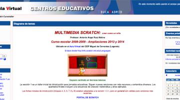 Documentos curso de verano para el profesorado (UPNA): programar con Scratch en Primaria