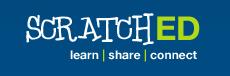 Logo de la comunidad ScratchED de profesorado que usa Scratch