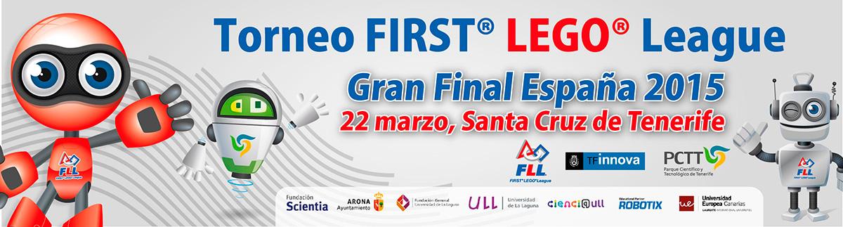 Dos equipos navarros participaron el 22 de febrero en la final española del torneo First Lego League