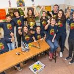 Dos equipos navarros continúan aprendiendo en las fases internacionales de la First Lego League