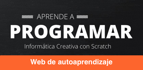 Web de autoaprendizaje Informática Creativa con Scratch