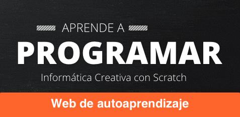 Web de autoaprendizaje Informática Creativa con Scratch