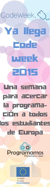 Promo CodeWeek 2015