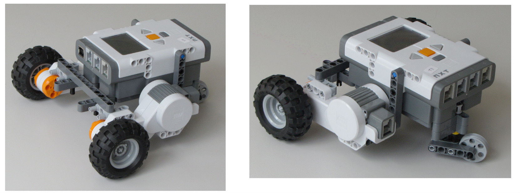 lego nxt robot building instructions