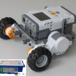Lego Mindstorms NXT montado