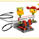 Afición ruidosa - LEGO WeDo