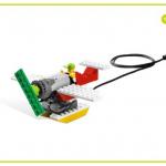 Avión de rescate de LEGO WeDo