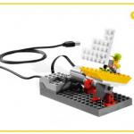 Barco navegante - LEGO WeDo