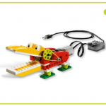 Caimán hambriento - LEGO WeDo