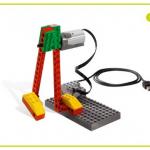Chutador a gol - LEGO WeDo