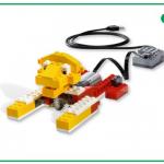 León rugiente - LEGO WeDo