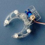 Mini garra para robots makeblock