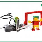 Portero fútbol - LEGO WeDo