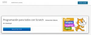MOOC de Scratch - UOC