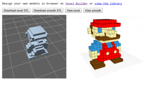 Voxel Constructor 3D
