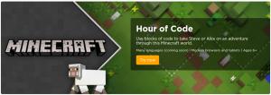 Code.org y Minecraft