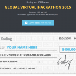 GLOBAL VIRTUAL HACKATHON 2015