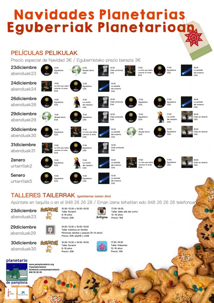 Navidades Planetarias 2015