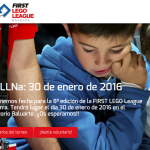 #FLLNa: 8ª edición de la FIRST LEGO League Navarra
