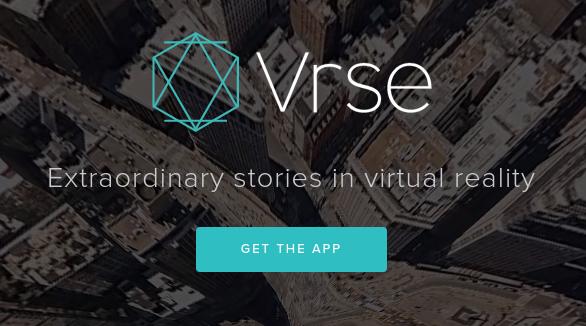 Vrse, historias en realidad virtual