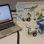 LEGO WeDo 2.0. Imagen de Complubot