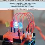 Snap4Arduino e iniciación a la robótica en abril y mayo en Planetario de Pamplona / Snap4Arduino eta Legorekin programatzeko ikasteko tailerra apirila eta maiatzean Iruñeko Planetarioan