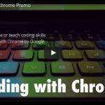 Aprende, mejora y enseña programación con Coding With Chrome
