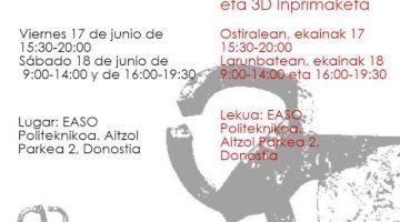 """Jornada en Donostia-San Sebastián: """"Programación y robótica educativa,  IA, RV e impresión 3D"""""""
