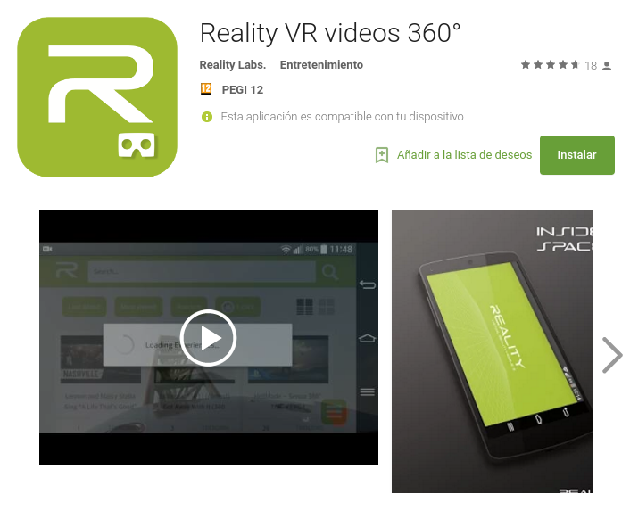 Reality VR
