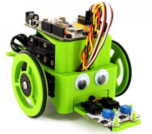 Renacuajo con Printbot Evolution