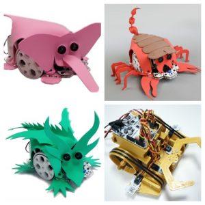 Ejemplos de pieles para el BQ Printbot Evolution