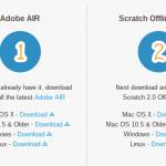 Instalación de Scratch offline en Linux