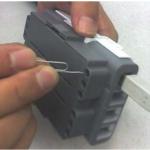 Resetear robot LEGO NXT