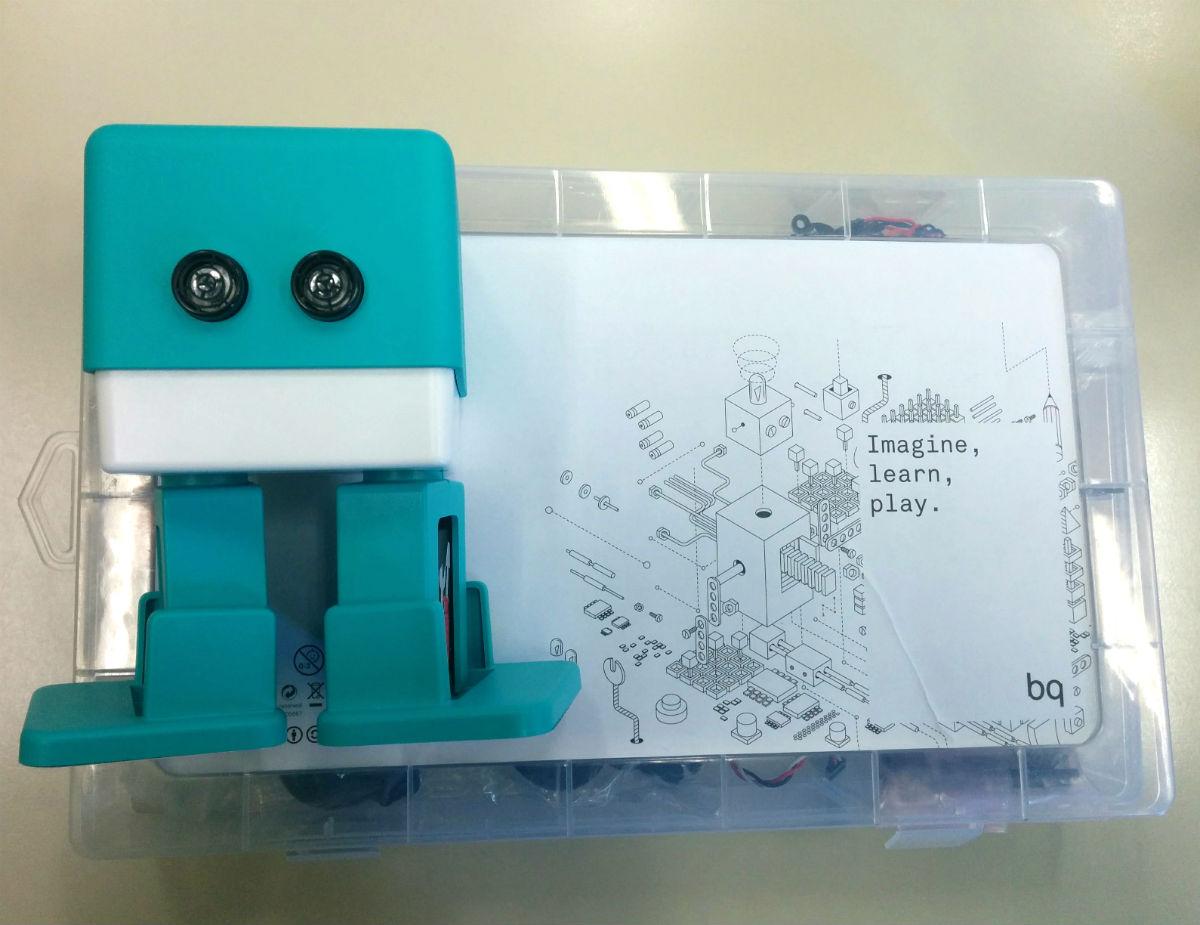 Zowi, el robot infantil de BQ