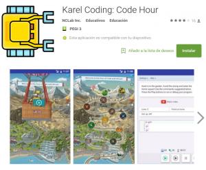 Karel Coding: Code Hour, transición a la programación con Python