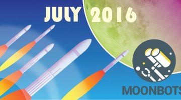 Anuncio del próximo desafío MOONBOTS 2016
