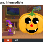 Programar juegos para Halloween con Tynker