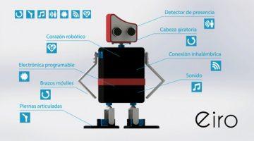 EIRO, el robot gallego open source