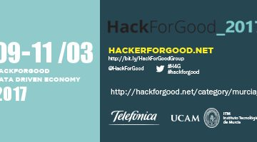 Hackathon HackForGood