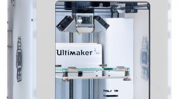 Taller práctico Impresora Ultimaker 2Go y Scanner Shining 3D