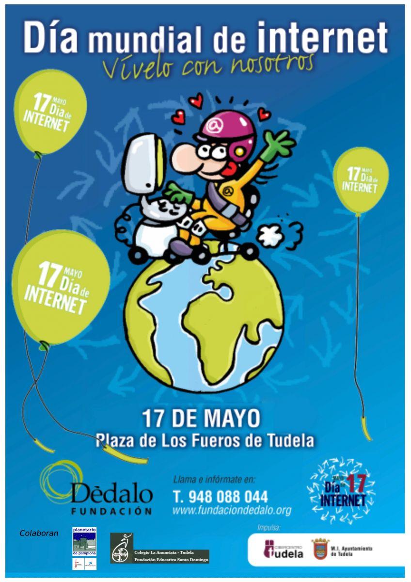 Día de Internet, Fundación Dédalo