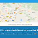 Scratch Day en Planetario Pamplona