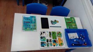 Material Lego WEDO para Primaria