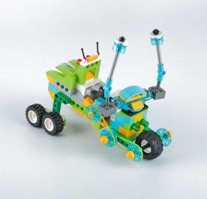 Robots creados con Lego WEDO