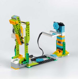 Materiales Lego WEDO