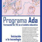 Programa  Ada  –  Iniciación  a  la  tecnología  en  igualdad
