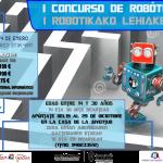 Concurso robótica con Arduino