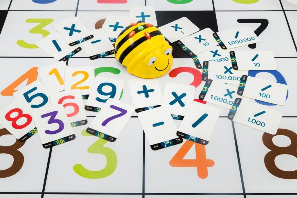 Habilitas material Bee-bots