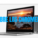 Chromebooks en el sistema de préstamo